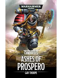 Black Library: Ashes Of Prospero (PB)