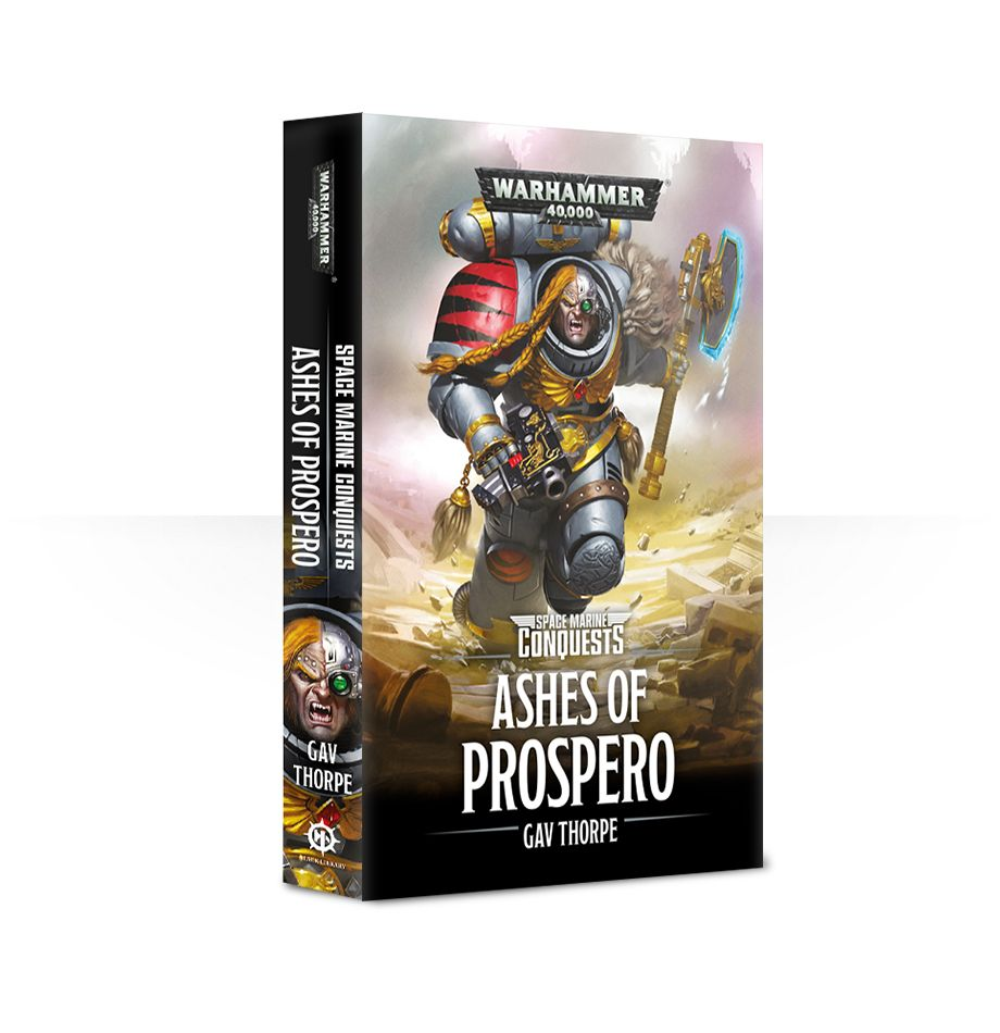 Black Library: Ashes Of Prospero (Paperback)