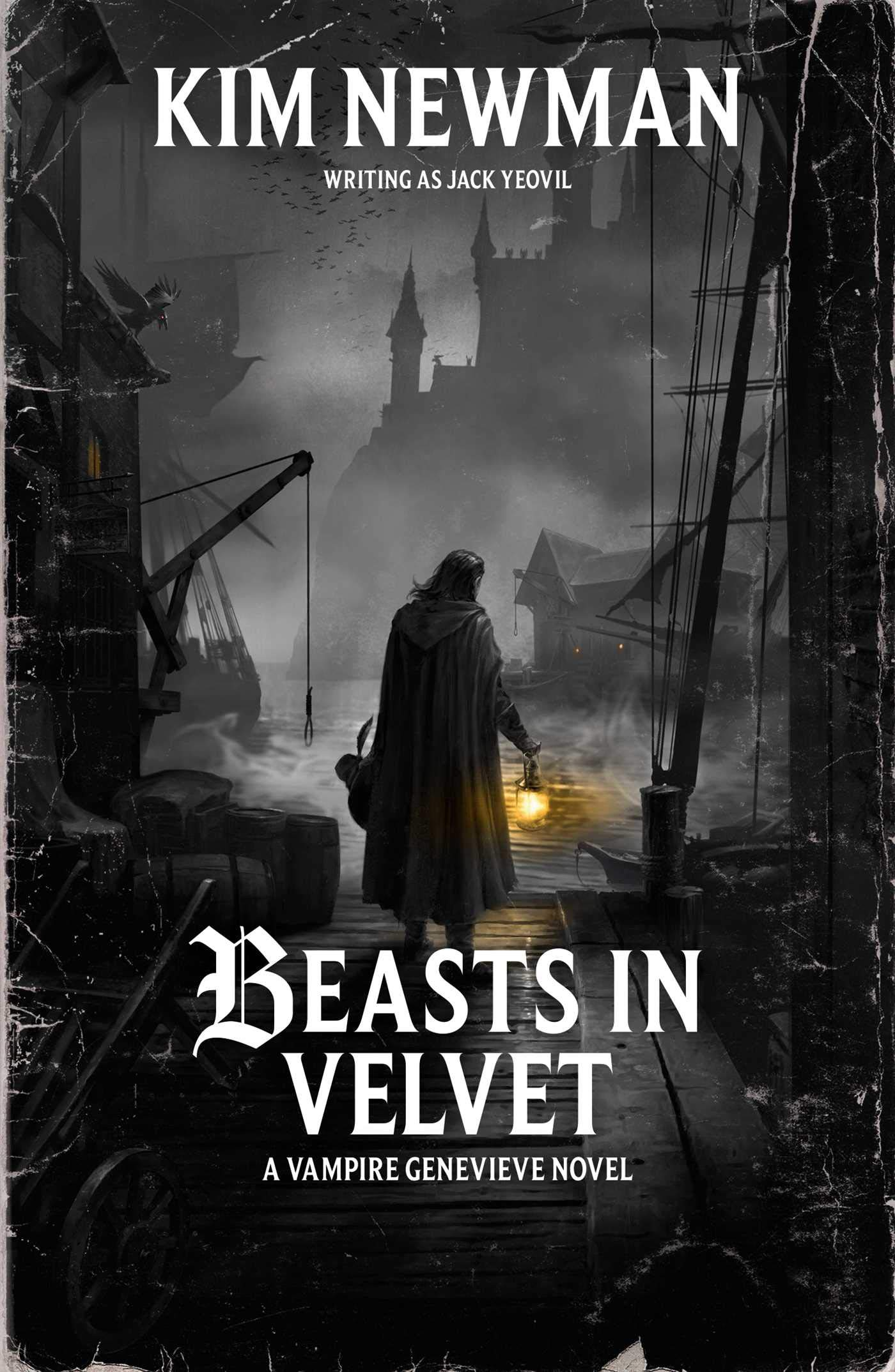 Black Library: Beasts in Velvet: A Vampire Genevieve Novel (Paperback)