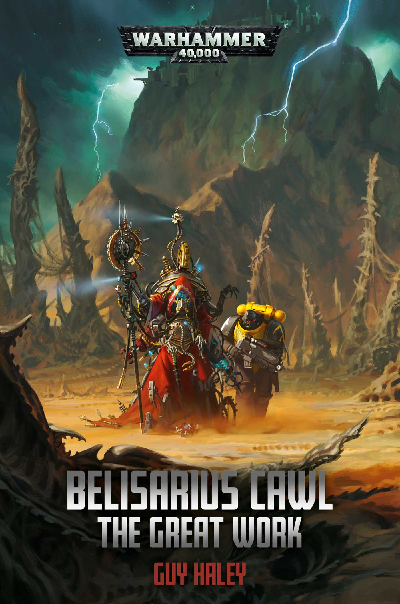 Black Library: Belisarius Cawl: The Great Work (PB)