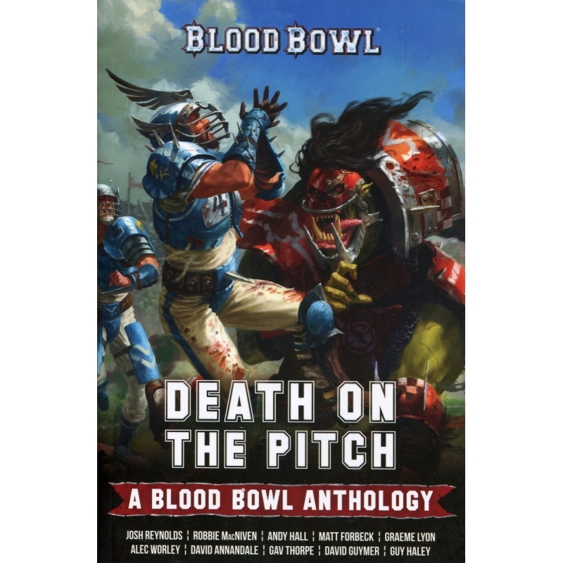 Black Library: Blood Bowl- Death on the Pitch (PB)