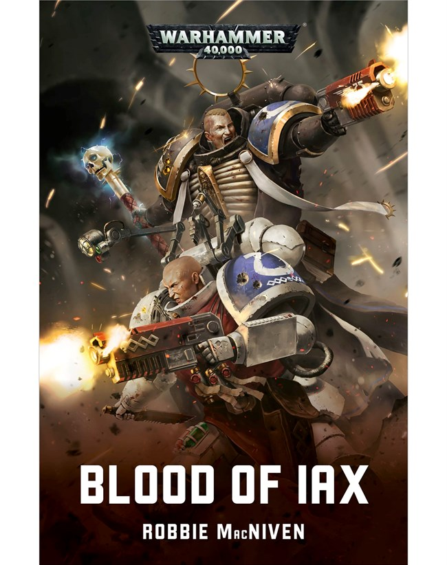 Black Library: Blood of Iax (PB)