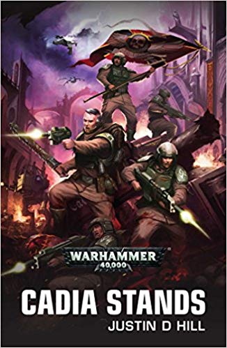 Black Library: Cadia Stands (PB)
