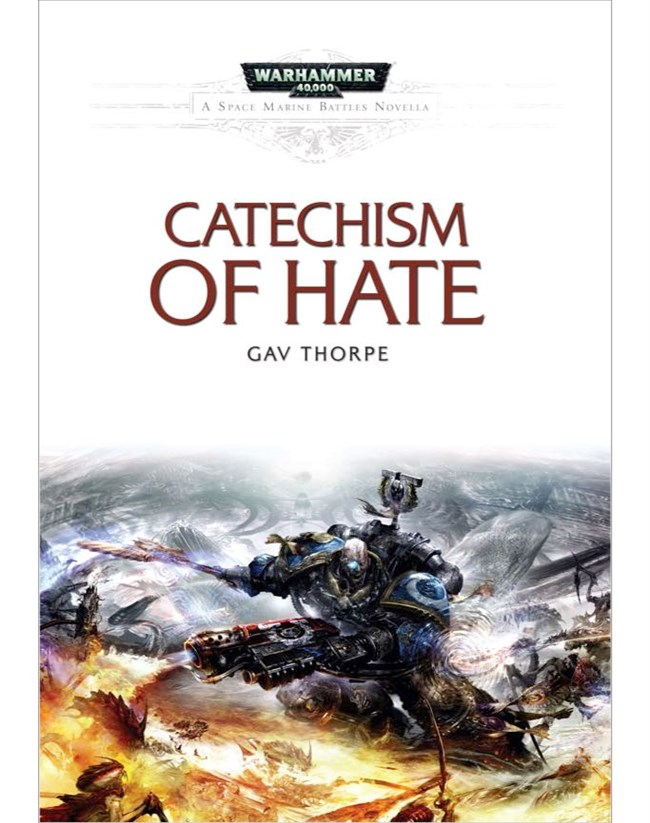 Black Library: Catechism of Hate (HC)