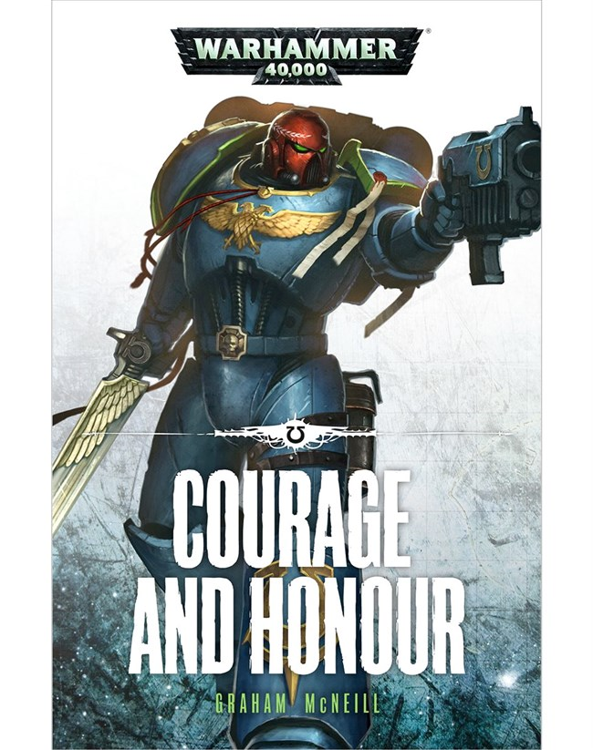 Black Library: Courage And Honour (HC)