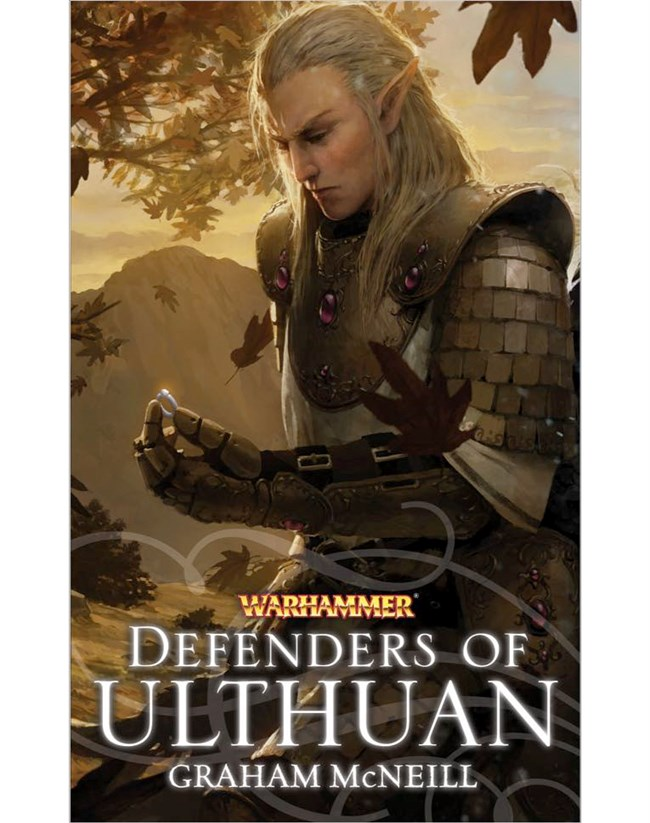 Black Library: Defenders of Ulthuan