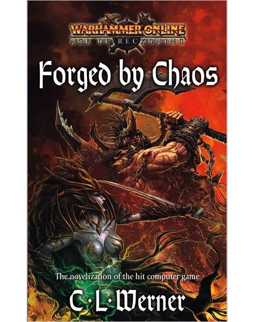 Black Library: Forged By Chaos