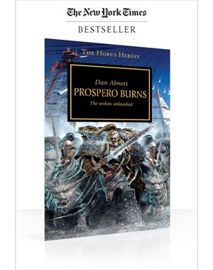 Black Library: HORUS HERESY: Prospero Burns (PB)