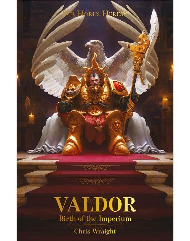 Black Library: HORUS HERESY- Valdor: Birth of the Imperium (Hardback)