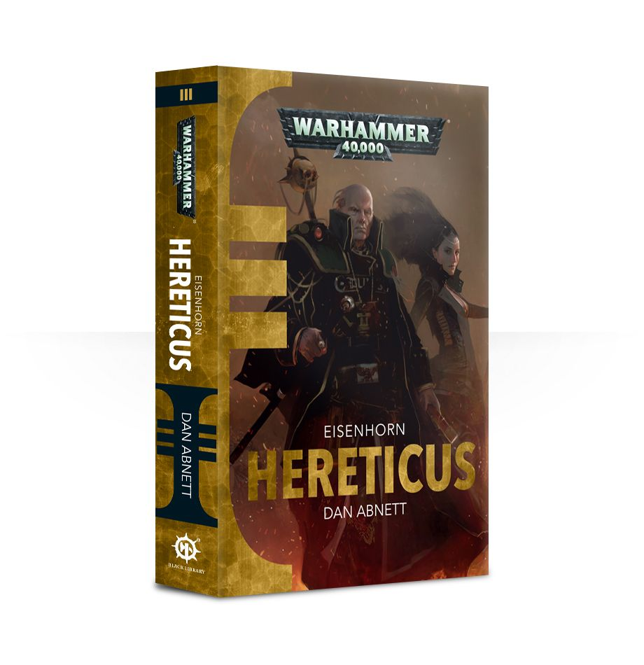 Black Library: Hereticus (PB)