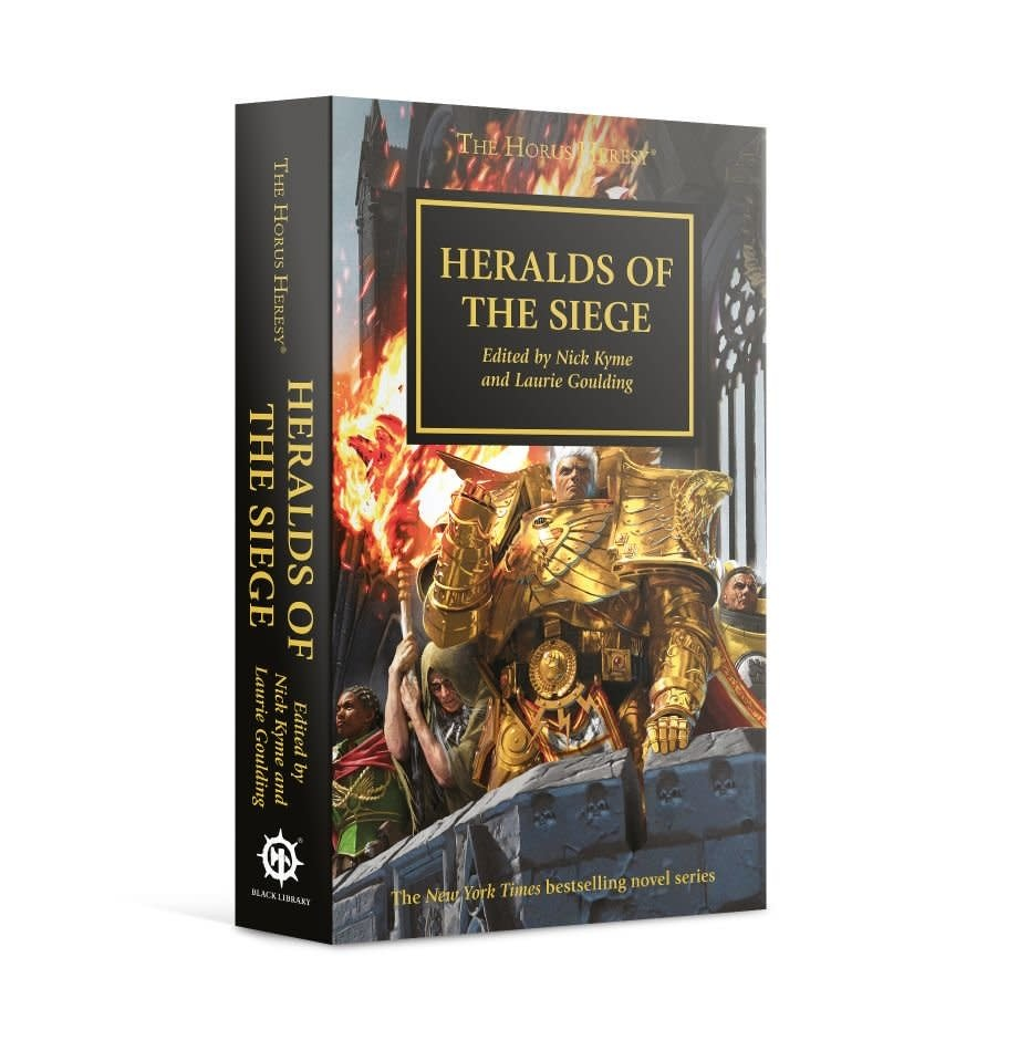 Black Library: Horus Heresy- Heralds of the Siege (PB)