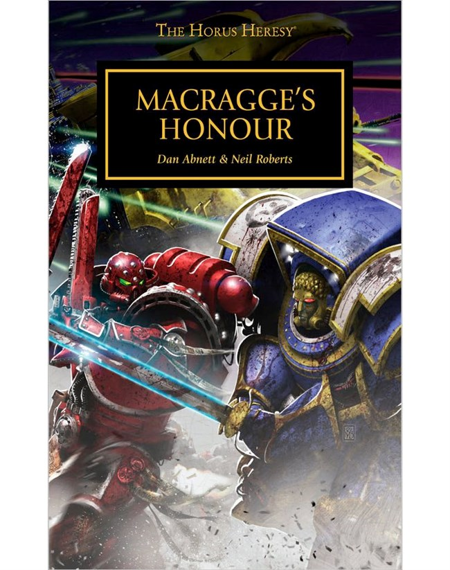 Black Library: Horus Heresy- Macragges Honour