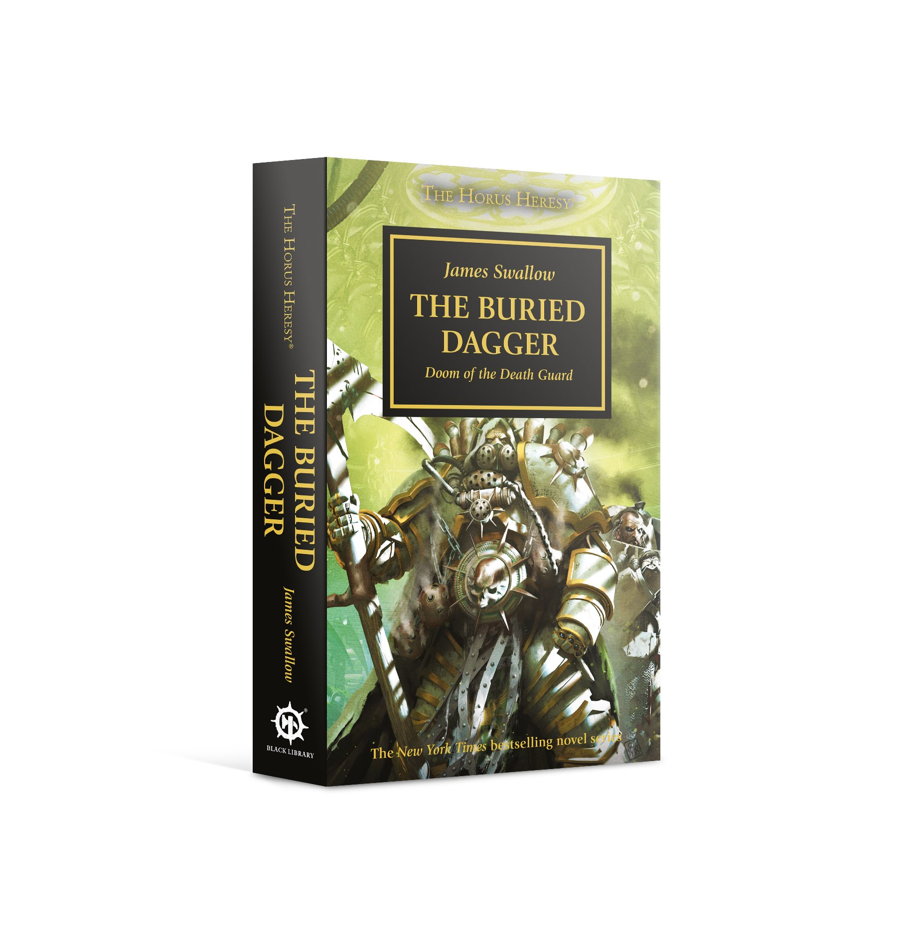 Black Library: Horus Heresy- The Buried Dagger (PB)