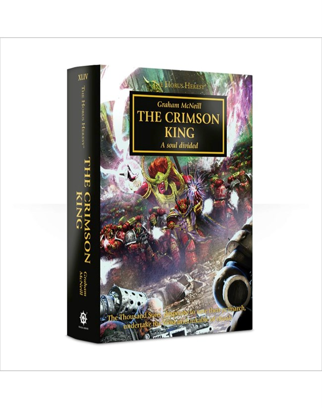 Black Library: Horus Heresy- The Crimson King