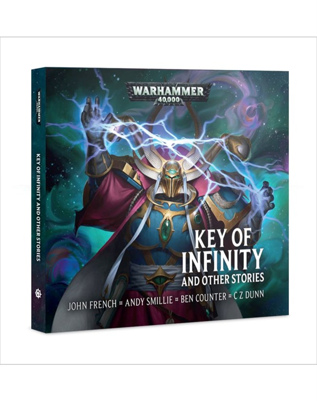 Black Library: Key of Infinity and Other Stories [Audio]