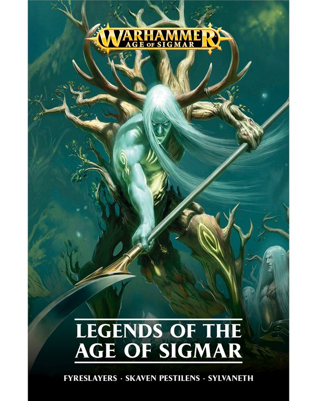 Black Library: Legends of the Age of Sigmar (PB)
