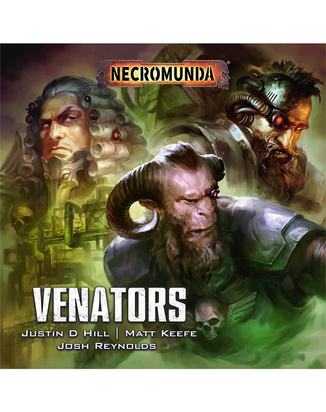 Black Library: Necromunda: Venators [Audiobook]