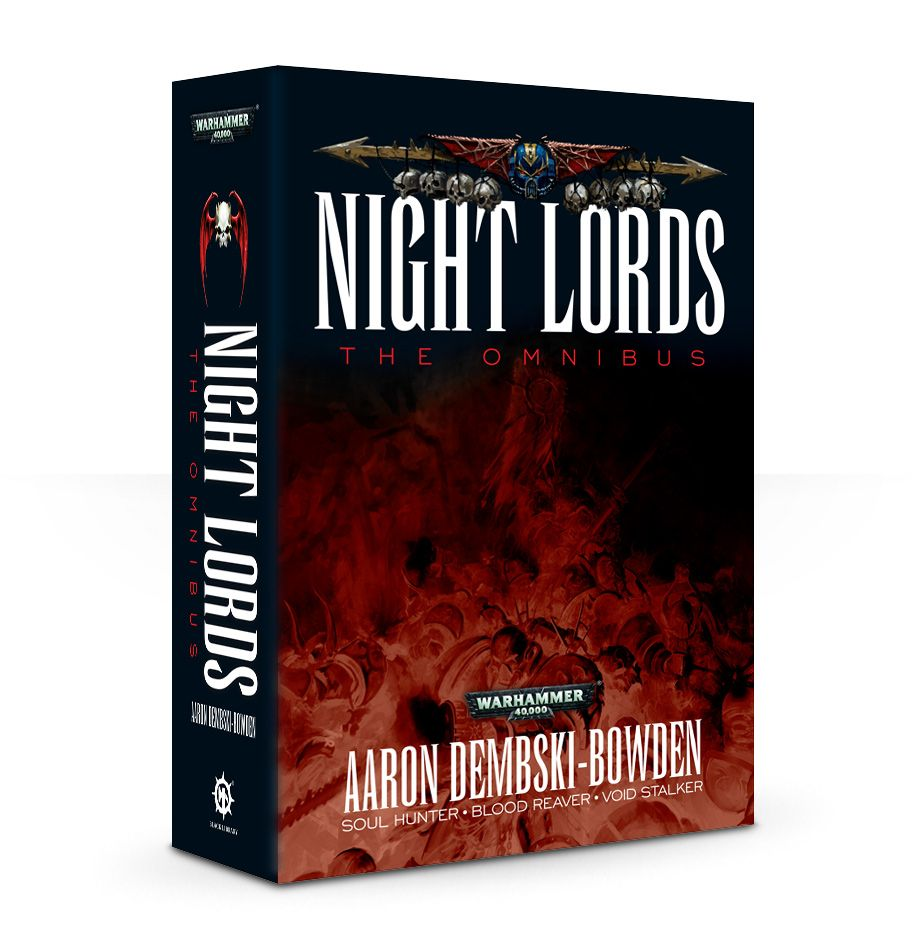 Black Library: Night Lords: The Omnibus (Paperback)