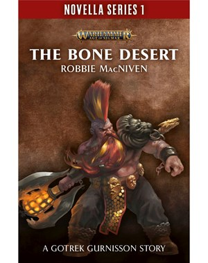 Black Library: Novella Series 1: The Bone Desert