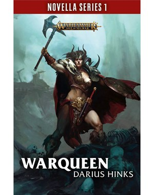 Black Library: Novella Series 1: Warqueen