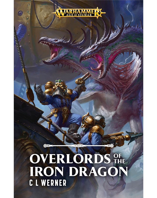 Black Library: Overlords of the Iron Dragon (PB)