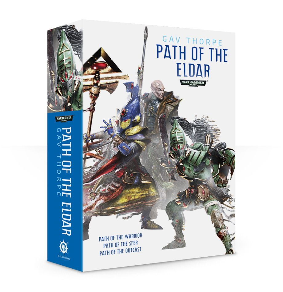 Black Library: Path of the Eldar (Paperback)
