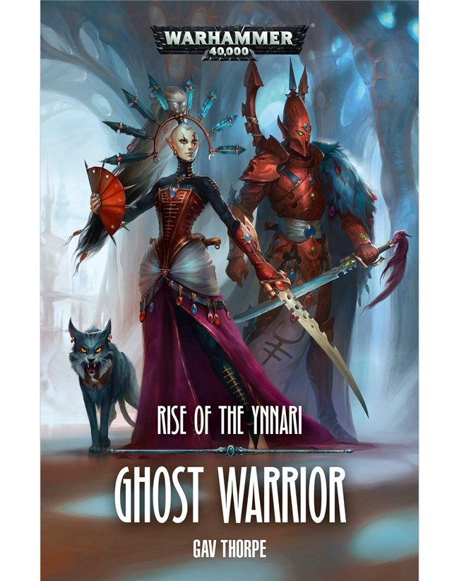 Black Library: Rise of the Ynnari Ghost Warrior (PB)
