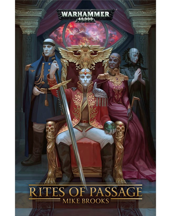 Black Library: Rites of Passage (PB)