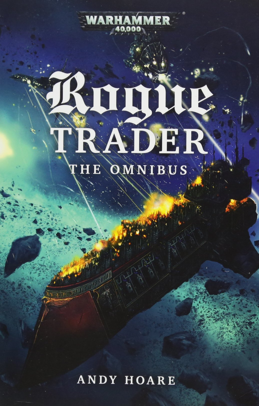 Black Library: Rogue Trader The Omnibus (PB)
