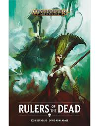 Black Library: Rulers of the Dead (Paperback)