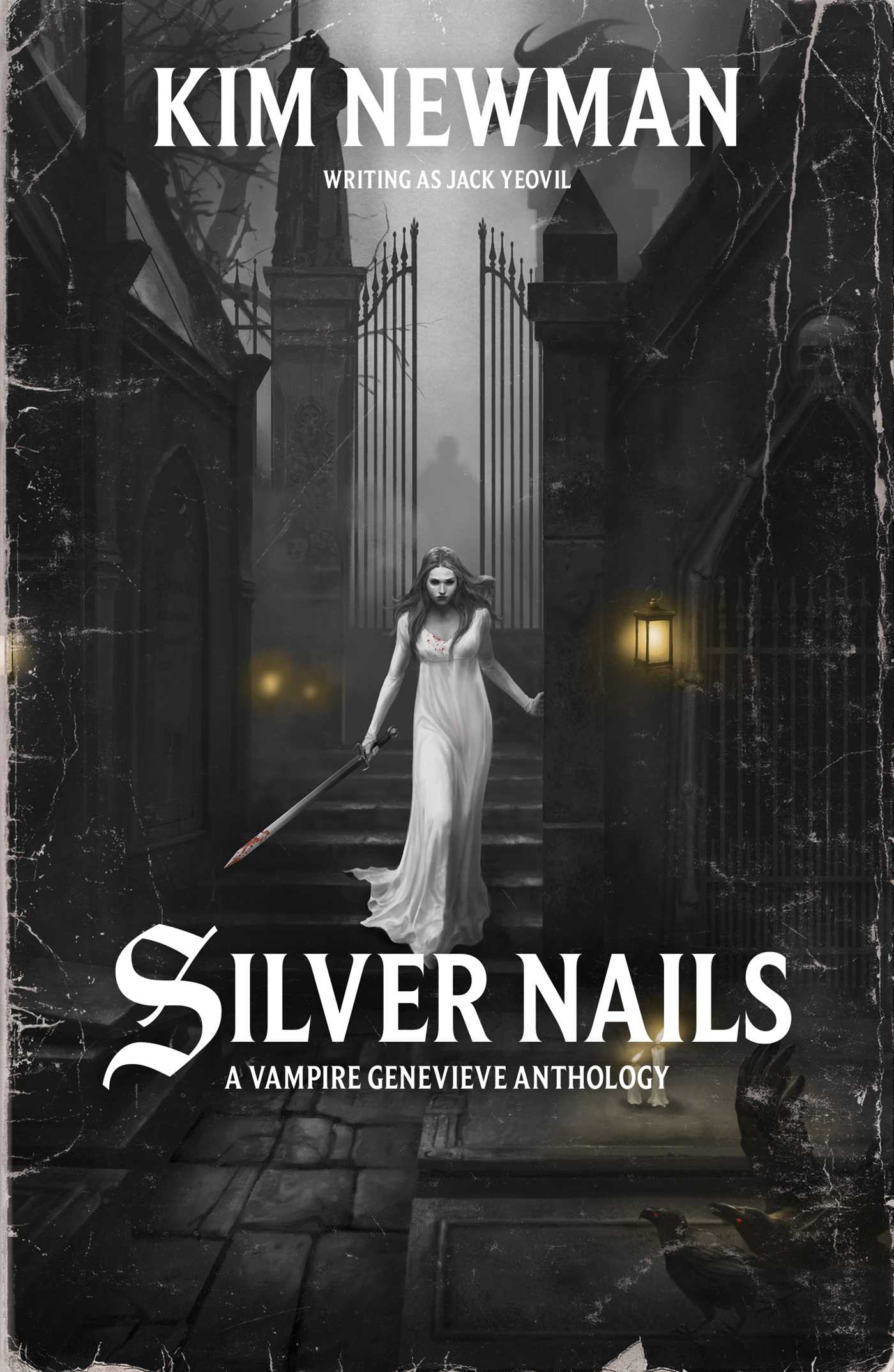 Black Library: Silver Nails: A Vampire Genevieve Anthology (PB)