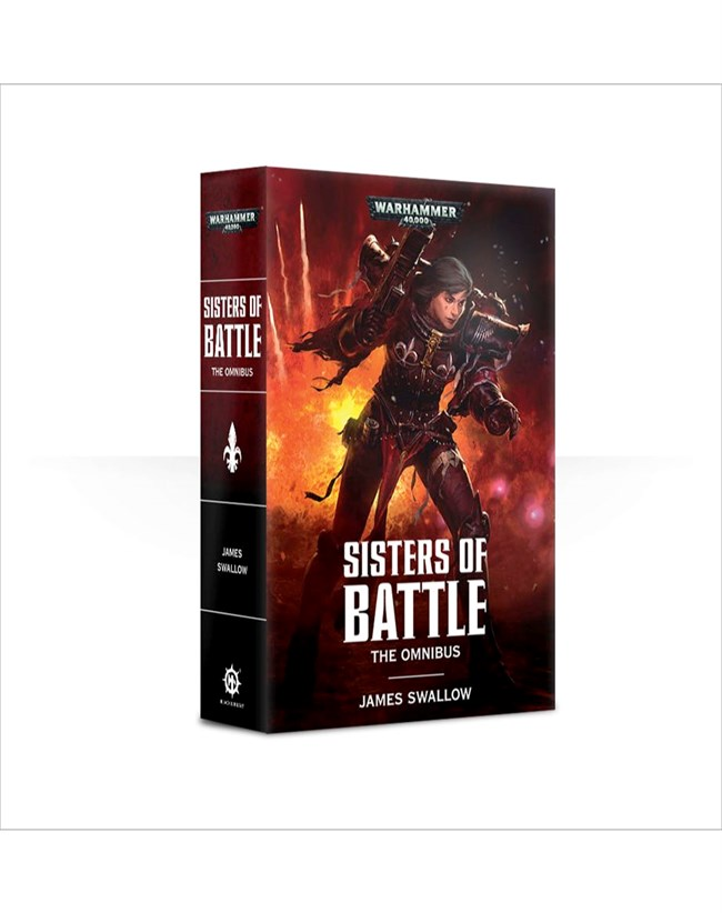 Black Library: Sisters of Battle: The Omnibus (Paperback)