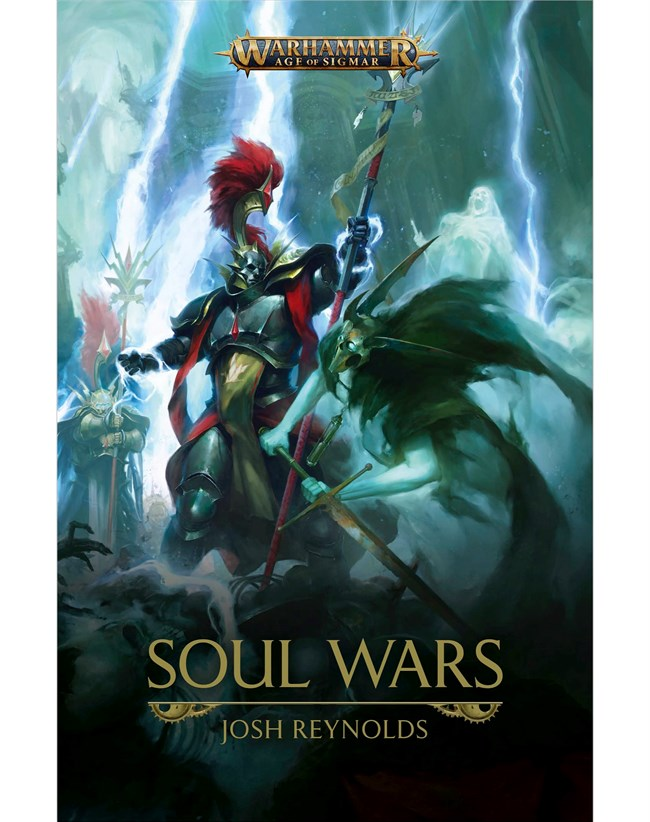 Black Library: Soul Wars (PB)