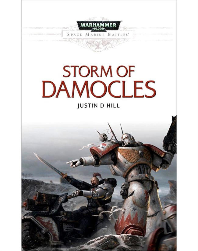 Black Library: Storm of Damocles (HC)
