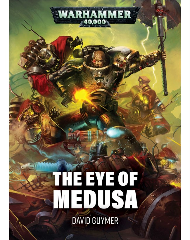 Black Library: The Eye of Medusa [SC]