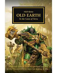 Black Library: The Horus Heresy #047: Old Earth (PB)