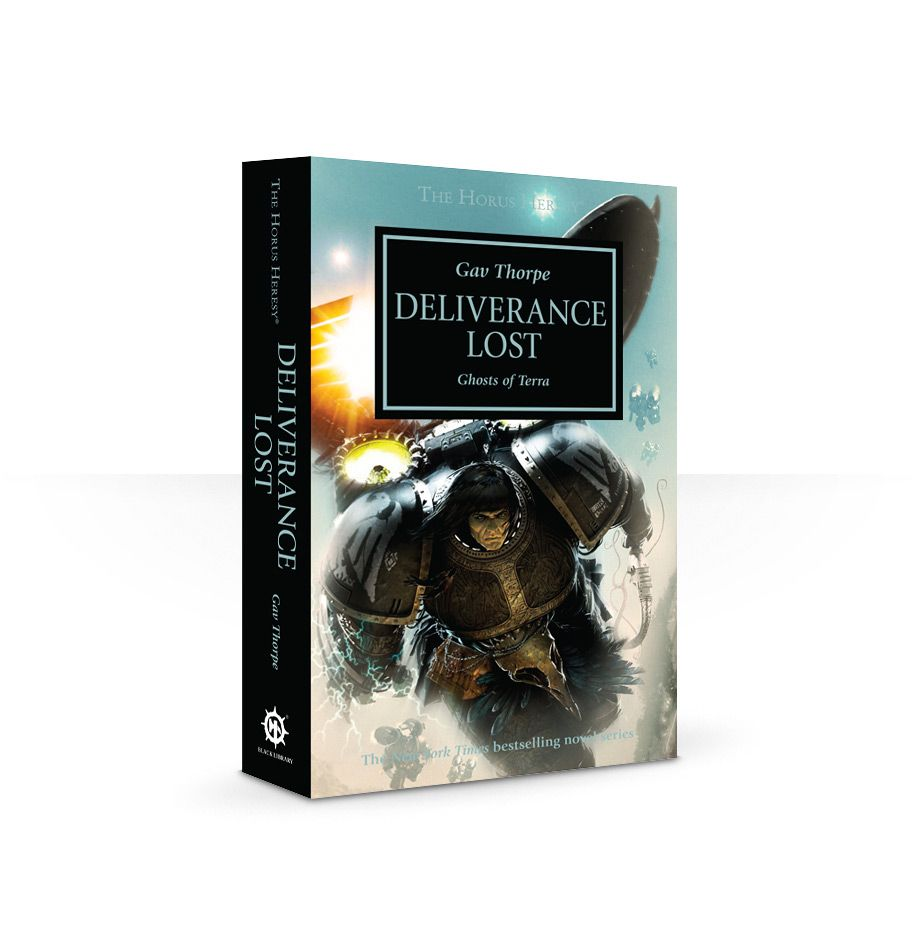 Black Library: The Horus Heresy: Deliverance Lost (PB)