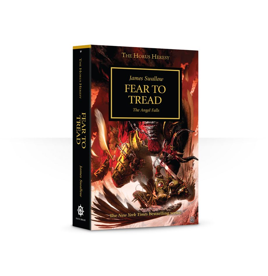 Black Library: The Horus Heresy: Fear to Tread (PB)