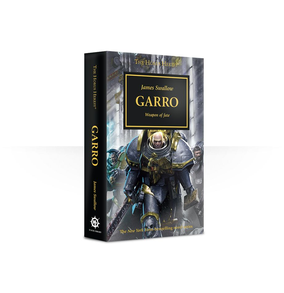 Black Library: The Horus Heresy: Garro (PB)
