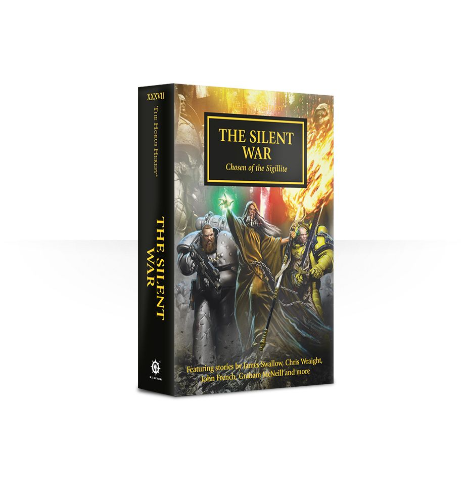 Black Library: The Horus Heresy: The Silent War (PB)