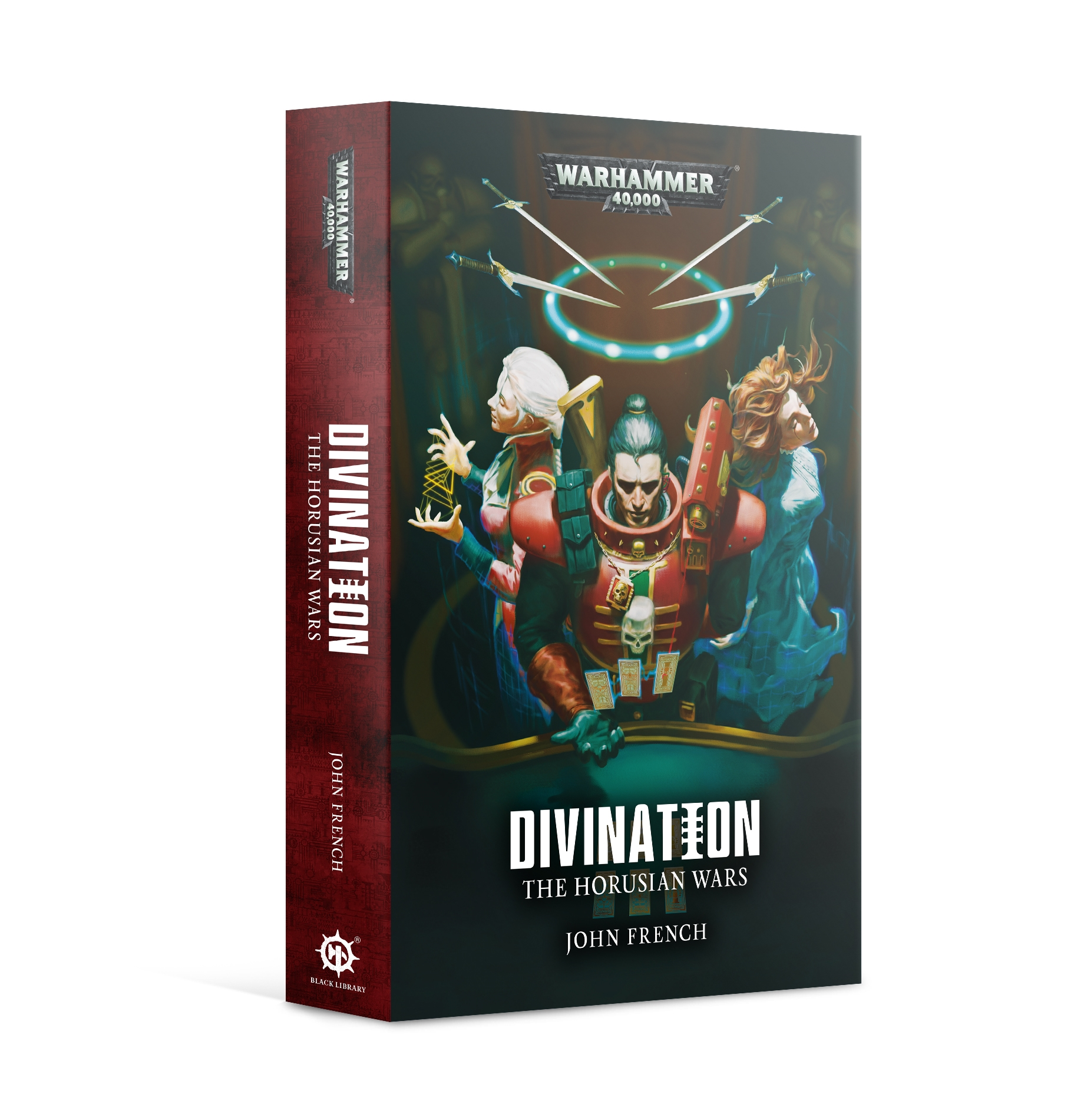 Black Library: Warhammer 40,000: The Horusian Wars: Divination (PB)