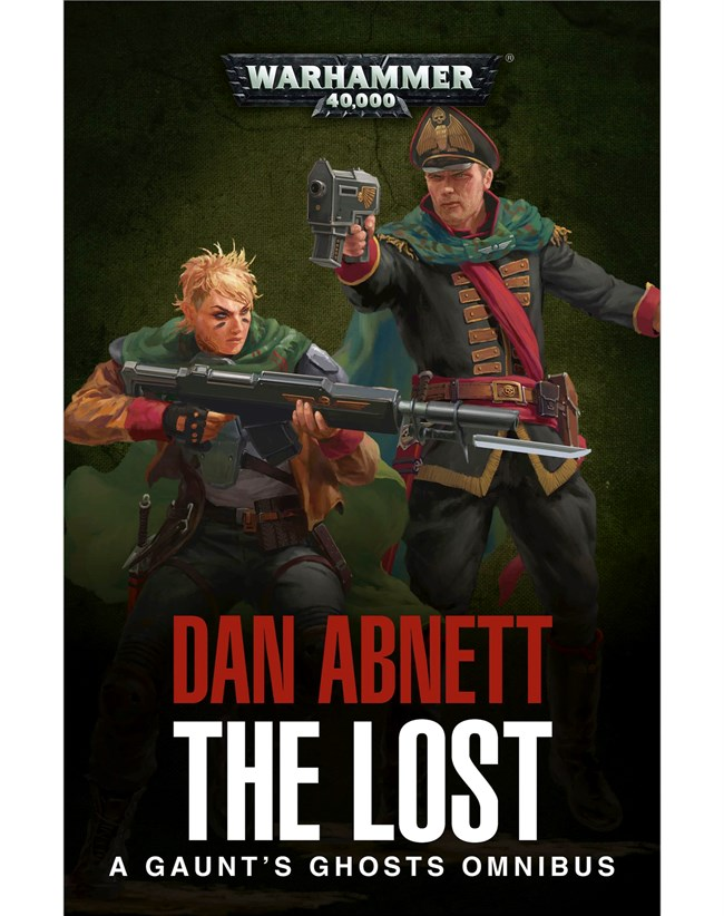 Black Library: The Lost (PB)