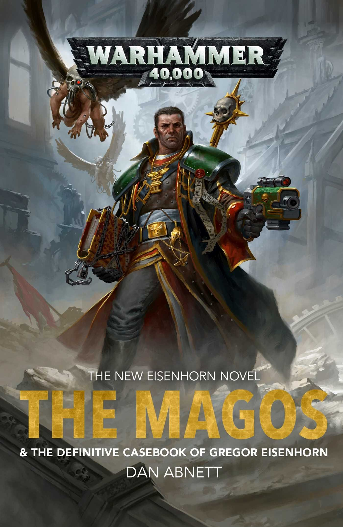 Black Library: The Magos (PB)