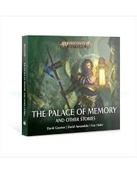 Black Library: The Palace of Memory and Other Stories (Audiobook)