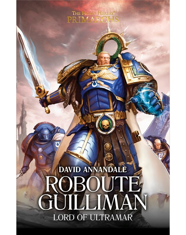 Black Library: The Primarchs: Roboute Guilliman