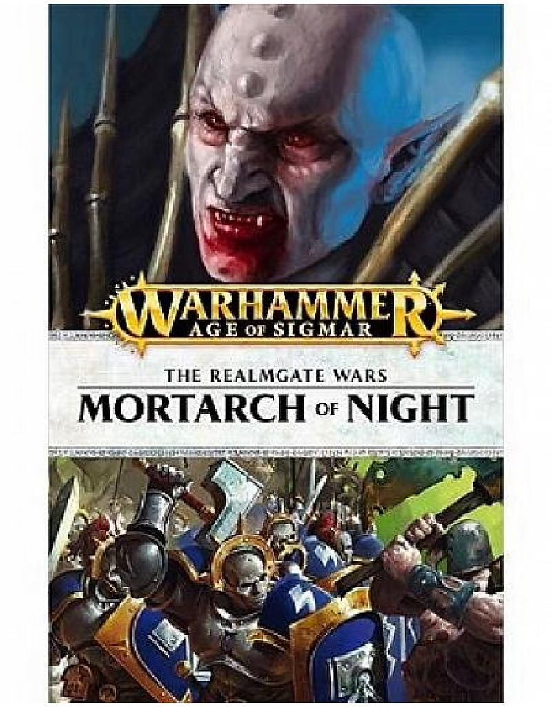 Black Library: The Realmgate Wars 9- MORTARCH OF THE NIGHT