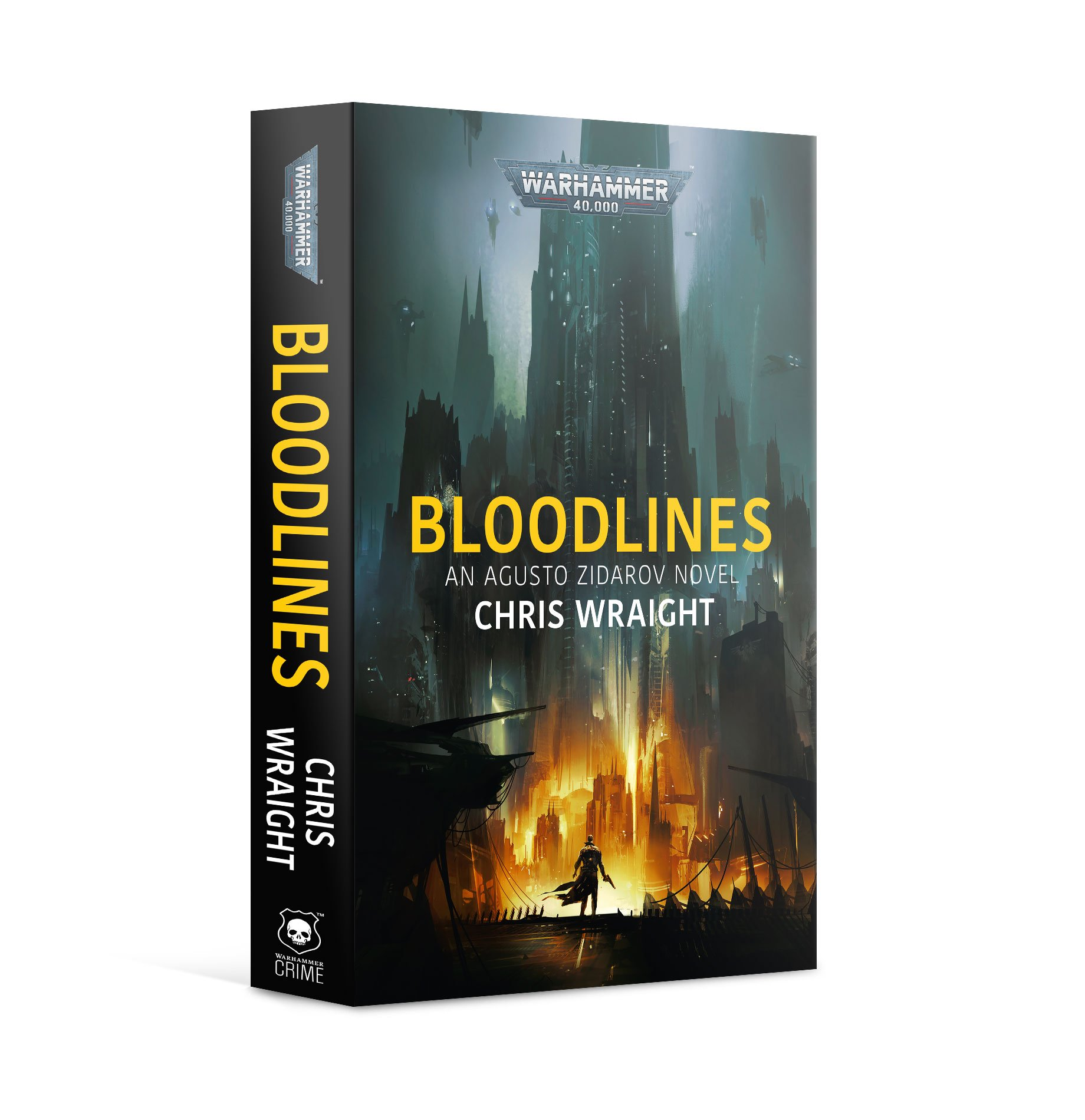 Black Library: Warhammer 40,000: Bloodlines (PB)