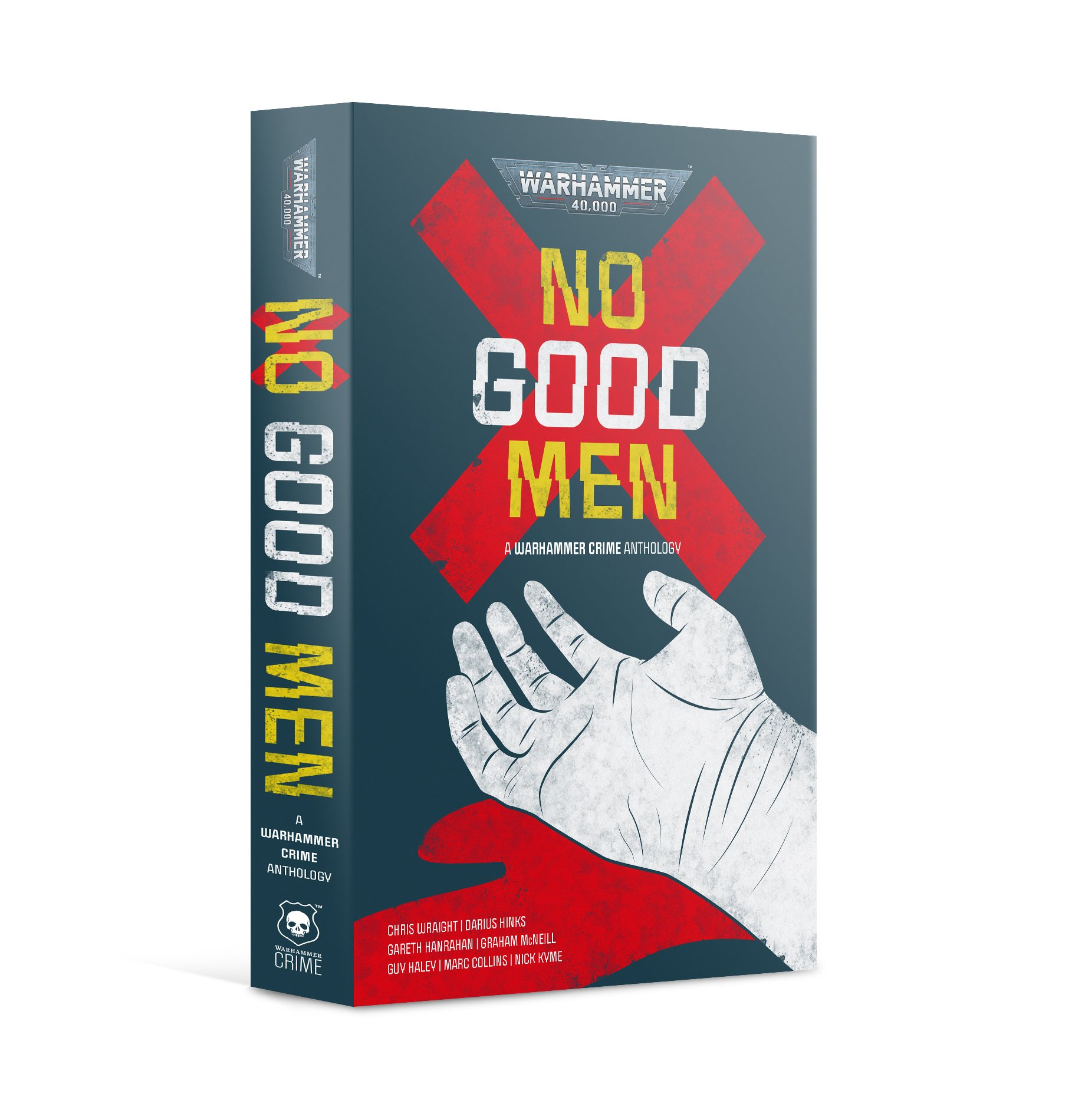 Black Library: Warhammer 40,000: No Good Men (PB)