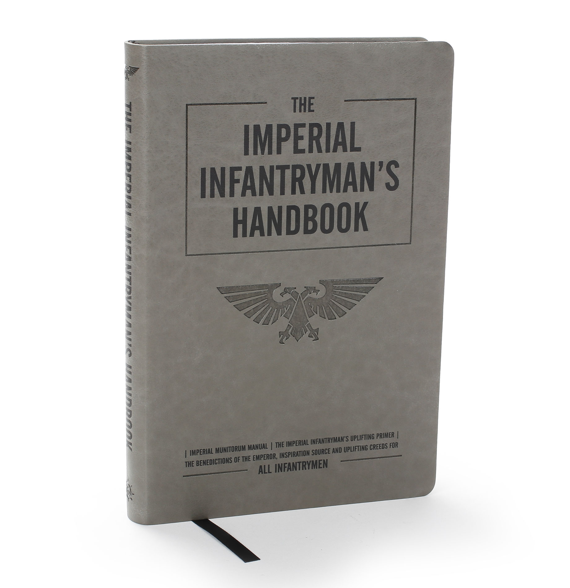 Black Library: Warhammer 40,000: The Imperial Infantrymans Handbook