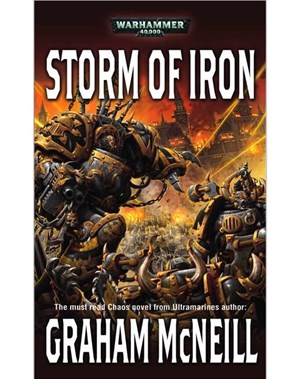 Black Library: Warhammer 40K: Storm of Iron